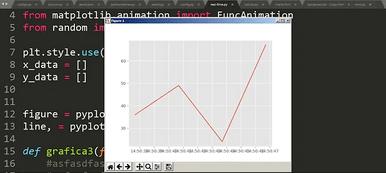 Gráficas en Tiempo Real con Python (Código)