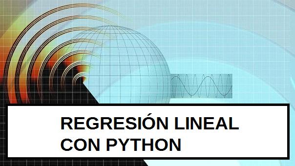 regresion python predicciones