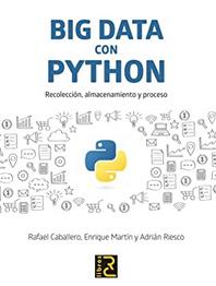 libro de big data con Python