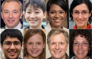 generadores de caras humanas