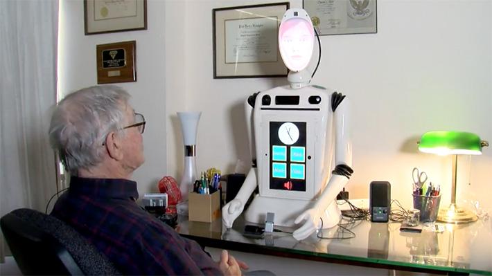Inteligencia Artificial para ayudar a los ancianos