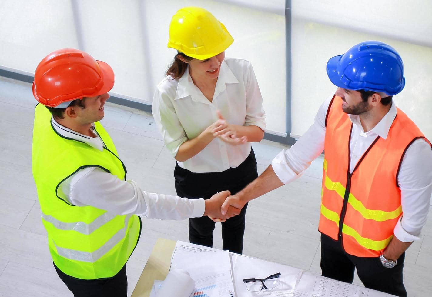 ¿Qué diferencias hay entre un Ingeniero y un Arquitecto?