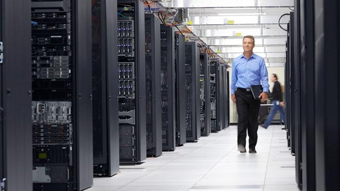 empresas de almacenamiento de datos